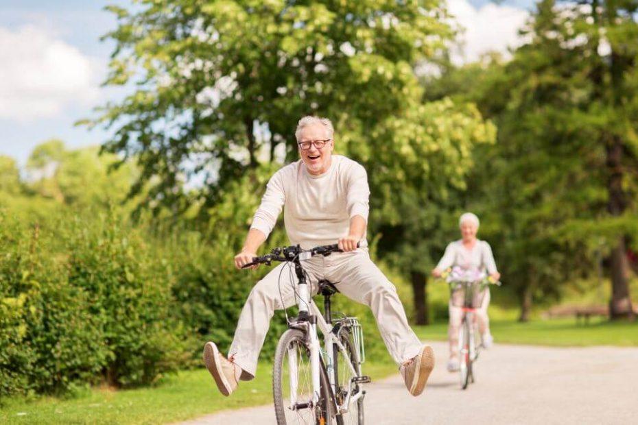 ćwiczenia na równowagę dla osób starszych