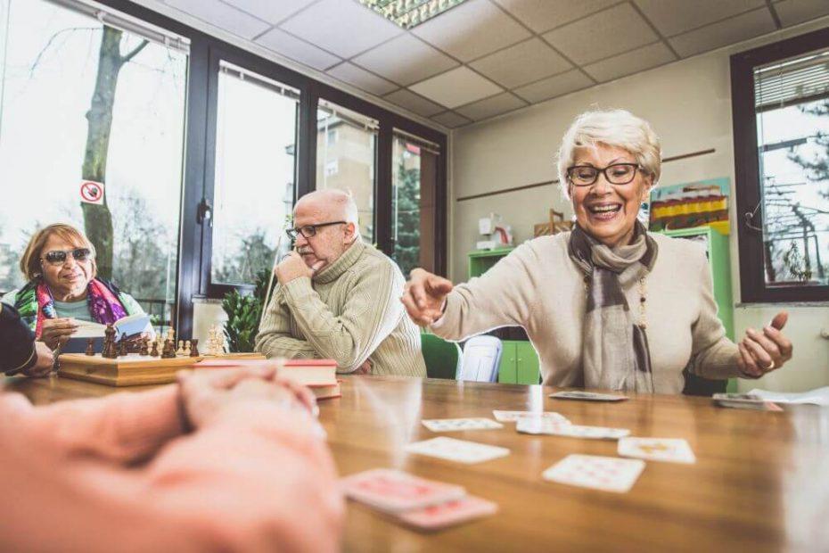 ćwiczenia pamięci dla seniorów